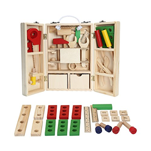 toolbox wooden - 8