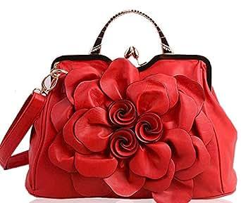 Bag For Women,Dark Red - Satchels Bags
