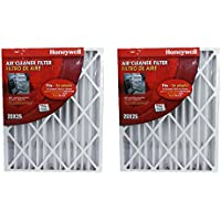 Honeywell High Efficiency 20 x 25 x 4.5 Clean Air Filter, 2 Pack | CF100A1025-U
