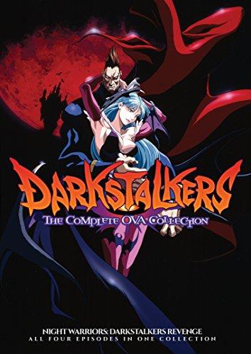 NIGHT WARRIORS: DARKSTALKER'S REVENGE OVA COLLECTION (Tekken 5 Best Character)
