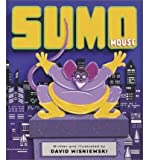 Front cover for the book Sumo Mouse by David Wisniewski