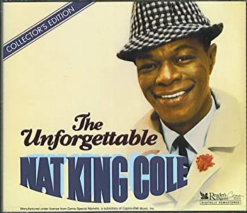 Nat King Cole The Unforgettable Nat King Cole Collector S Edition Amazon Com Music