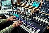 Novation 61SL MkIII, MIDI and CV Equipped
