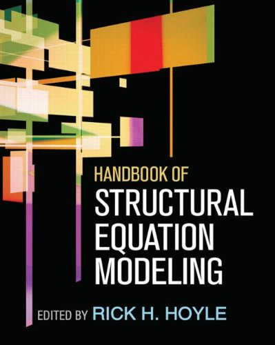 Handbook of Structural Equation Modeling by Brand: The Guilford Press