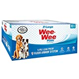 Four Paws Wee-Wee Dog Training Pads, X-Large, 40...