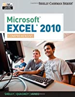 Microsoft Excel 2010: Comprehensive Front Cover