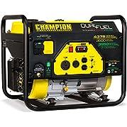 Champion Power Equipment 100307 3500W Dual Fuel RV Ready Portable Generator