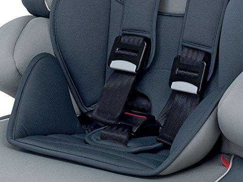 Foppapedretti Babyroad - Seggiolino Auto, Gruppo 1-2-3 (9-36 Kg) per bambini da 9 mesi a 12 anni circa, Noir
