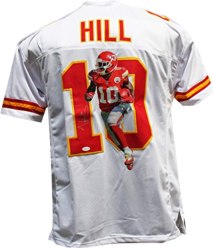 f15104c7548 Kansas City Chiefs Autographed Jersey. Authentic Tyreek Hill Autographed  Signed ...