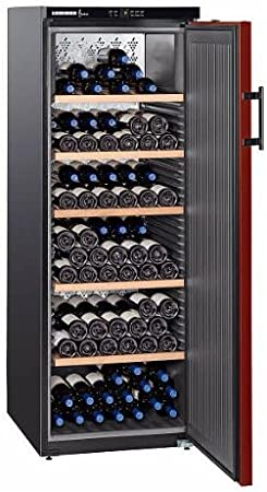 Liebher - Vinoteca Liebherr Wkr4211, 410L, 165,8X66X67,1Cm, Rojo Tinto, Dinamica[Clase de eficiencia energética A+]