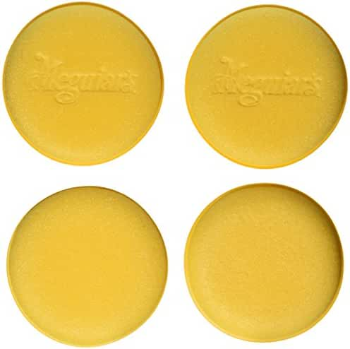 Meguiar's W0004 Foam Applicator Pad 4-1/2