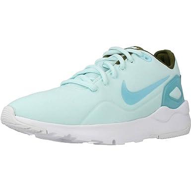 59f06607f308f NIKE WMNS LD Runner LW Damen Schuhe 882266-401 Turnschuhe Sneaker Eisblau  Blau EU 40
