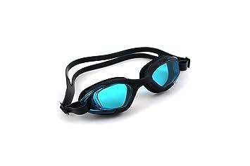 afb1f8dd0e Buy Viva Sports 130 Silicone Swimming Goggles (Blue Black) Online at ...