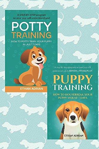 PUPPY TRAINING: A step-by-step puppy training program  & BONUS 1-WEEK PLAN