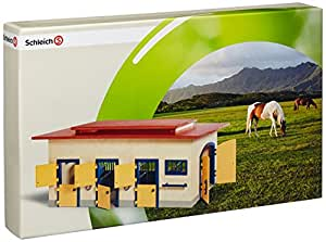 Schleich 40164  -  Figura/ miniatura Granja, establo de caballos