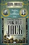 Burton & Swinburne dans L'Étrange affaire de Spring Heeled Jack par Hodder