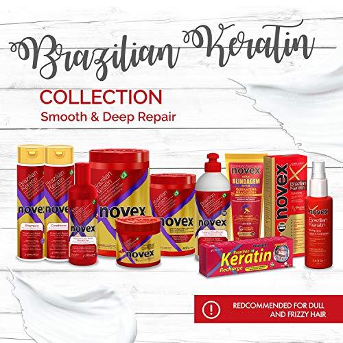 Brazilian Hair Treatment Keratin Recharge(Recarga de Queratina) 80g