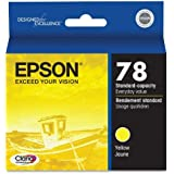 EPST078420 - Epson Yellow Ink Cartridge