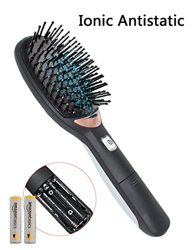 ionic hair brush - 2