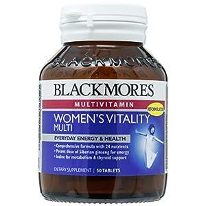 Blackmores Women's Vitality Multi 50 Tabs