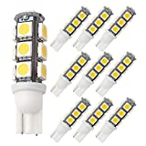 GRV T10 921 194 C921 13-5050 SMD Wedge LED Bulb