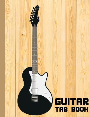 Iv Guitar Tab Songbook - Guitar Tab Books : Blank Sheet Music With Chord Boxes, TAB, Lyric Line and Staff Paper - (Composition Notebook - Music Manuscript Paper) - Woden Plank ... Sheet Music (Guitar Tab Notebook) (Volume 4)