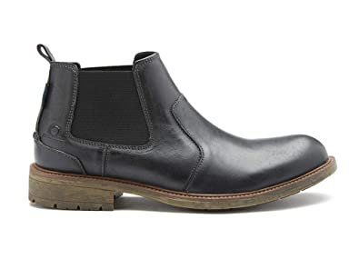 8b662e61396a5 Chatham Men's Leather Chelsea Boots - Logan II: Amazon.co.uk: Shoes ...