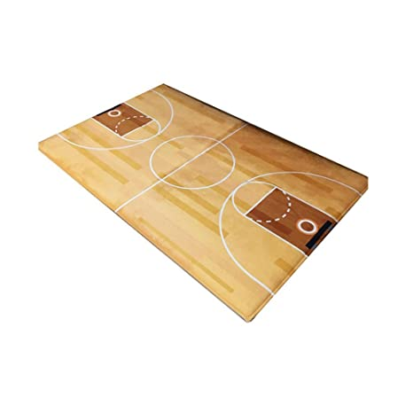 Amazon Com Xiaoyangchun Basketball Court Football Field Doormat