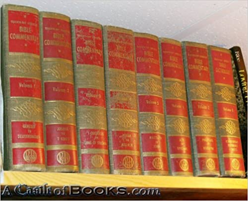 Seventh day adventist bible commentary set of 10 francis d seventh day adventist bible commentary set of 10 francis d nichol amazon books fandeluxe Gallery