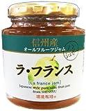 Shinshu all fruit jam La France 240g