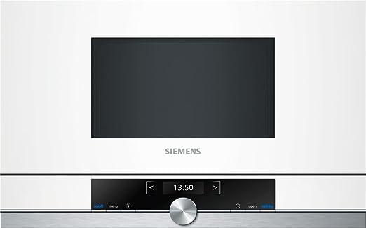 Siemens BF634RGW1 iQ700 - Microondas integrable / encastre ...