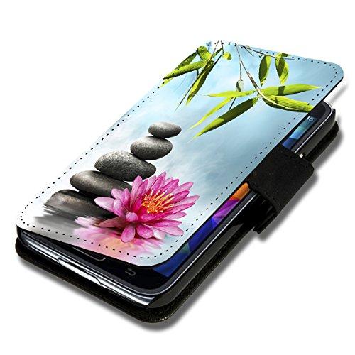 Book Style Flip Handy Tasche Case Schutz Hülle Schale Motiv Foto Etui für Nokia Lumia 920 - X16 Design9