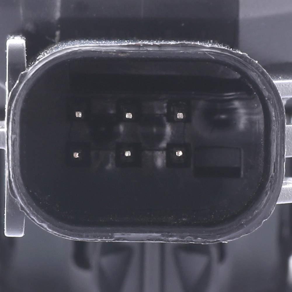 Reverse Backup Parking Assist Sensors Fit for 2013 2014 Toyota RAV4 2.5L Electric 2013-2016 Toyota Tundra ROADFAR Bumper Sensor 6 Pack