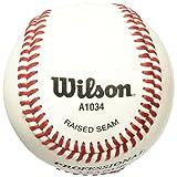 Wilson A1034 -  Pelota de Béisbol [Liga Profesional]