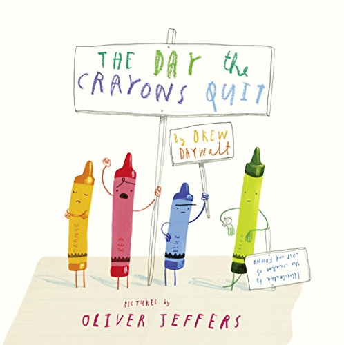 - The Day The Crayons Quit