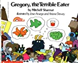 Gregory, the Terrible Eater, Mitchell Sharmat, 0590433504