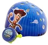 Disney Pixar Toy Story Child Helmet Value Pack Includes Bonus Bell Ages 5+