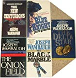 5 Novels By Joseph Wambaugh: The New Centurions / The Blue Knight / The Onion Field / The Black Marble / The Delta Star