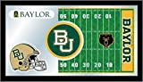Holland Bar Stool Company NCAA Baylor Bears 15 x 26-Inch Football Mirror