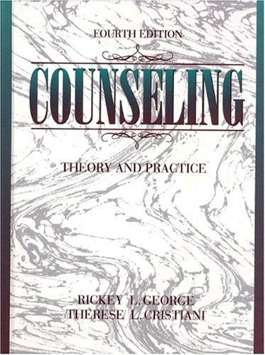 Counseling: Theory and Practice (4th Edition)