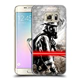 Official Jason Bullard Send Me Fireman Firefighter Soft Gel Case for Samsung Galaxy S7 edge