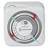 Appliances Best Deals - Intermatic TN111K 15-Amp Lamp and Appliance Timer