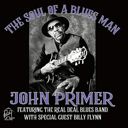 The Soul of a Blues Man