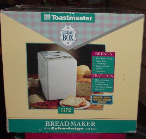 toastmaster bread machine - 1
