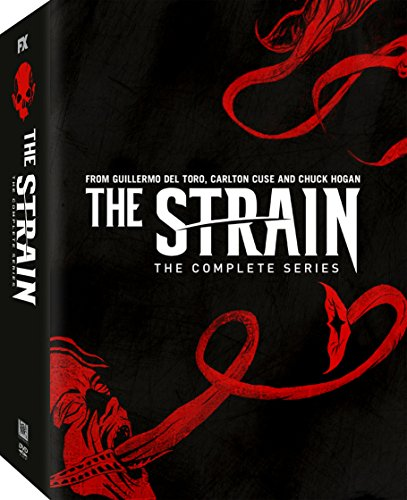 Set Strain (The Strain 1-4: The Complete Series)