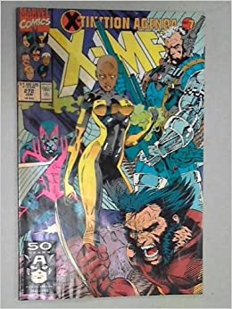 Amazon.com: The Uncanny X-Men #272 : Captial Crimes (X ...