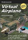 blender 3d models - Virtual Airplane - Modeling: Create realistic aircraft models using free software: Blender, GIMP, and Inkscape