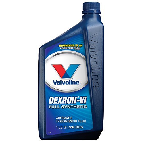 Valvoline Transmission Oil (Valvoline DEXRON VI Full Synthetic Automatic Transmission Fluid - 1qt (822405))