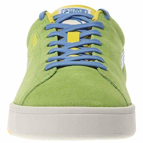Puma Heren Suède S Sneakers Met Vetersluiting Jasmijn Groen / Marine