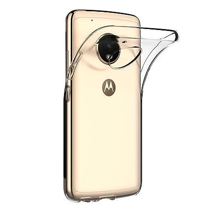 MoEvn Funda Moto G5 Plus, Carcasa Motorola Moto G5 Plus ...